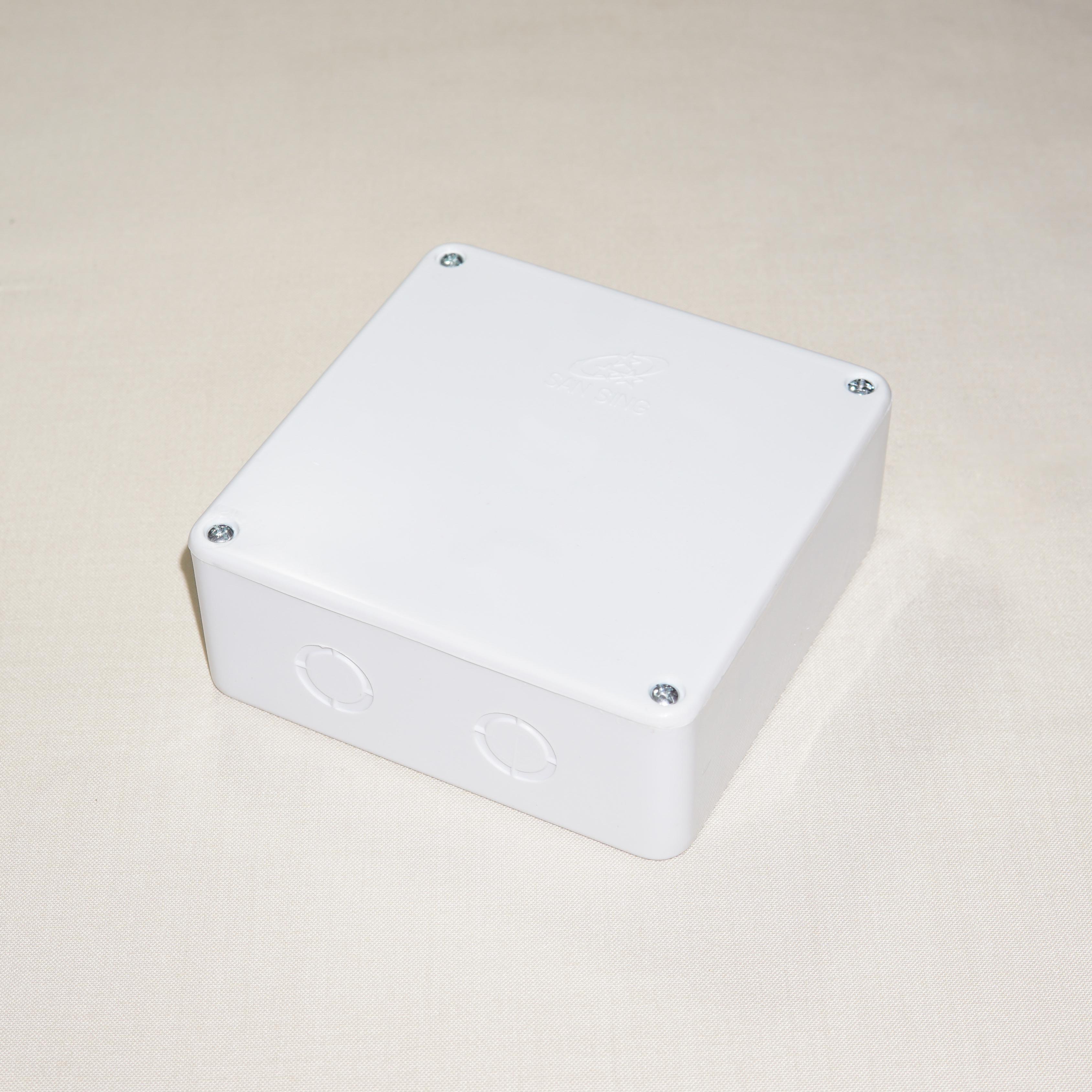 Hộp vuông nối dây <br> (120x120x50)mm