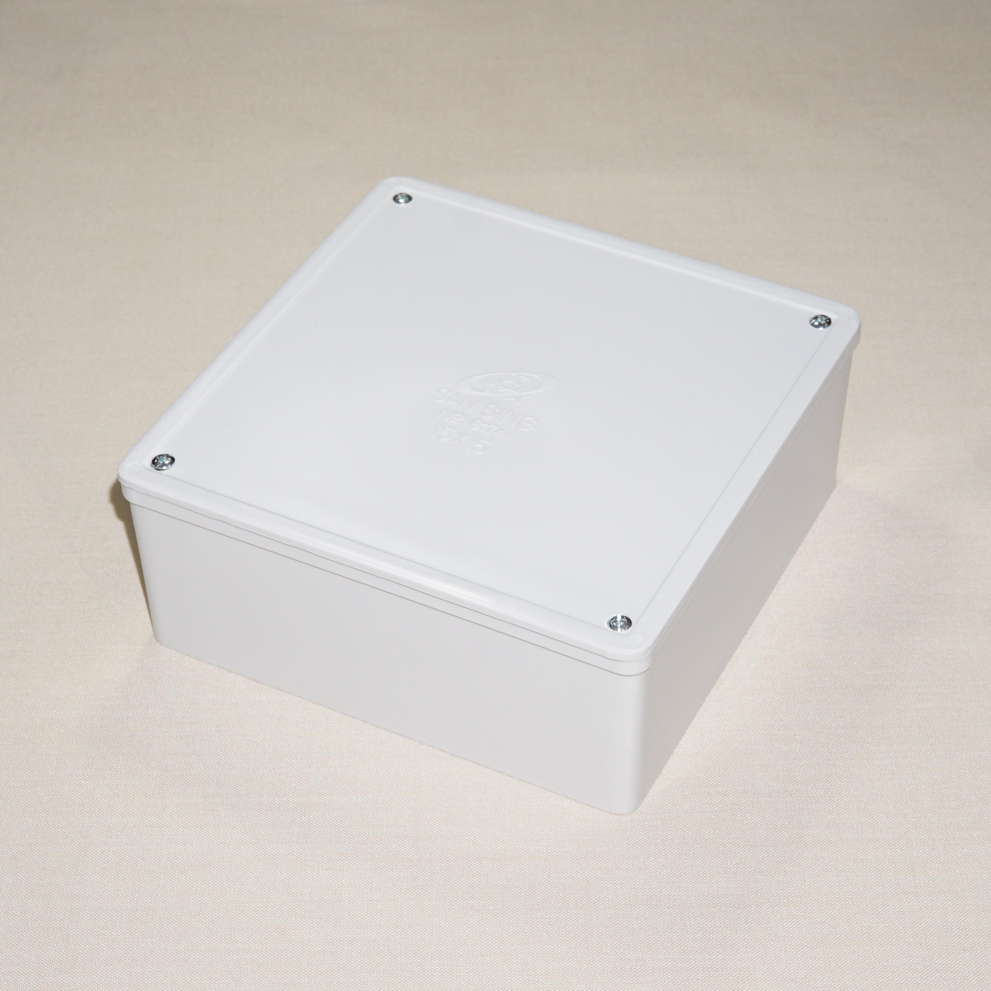Hộp vuông nối dây <br> (150x150x60)mm