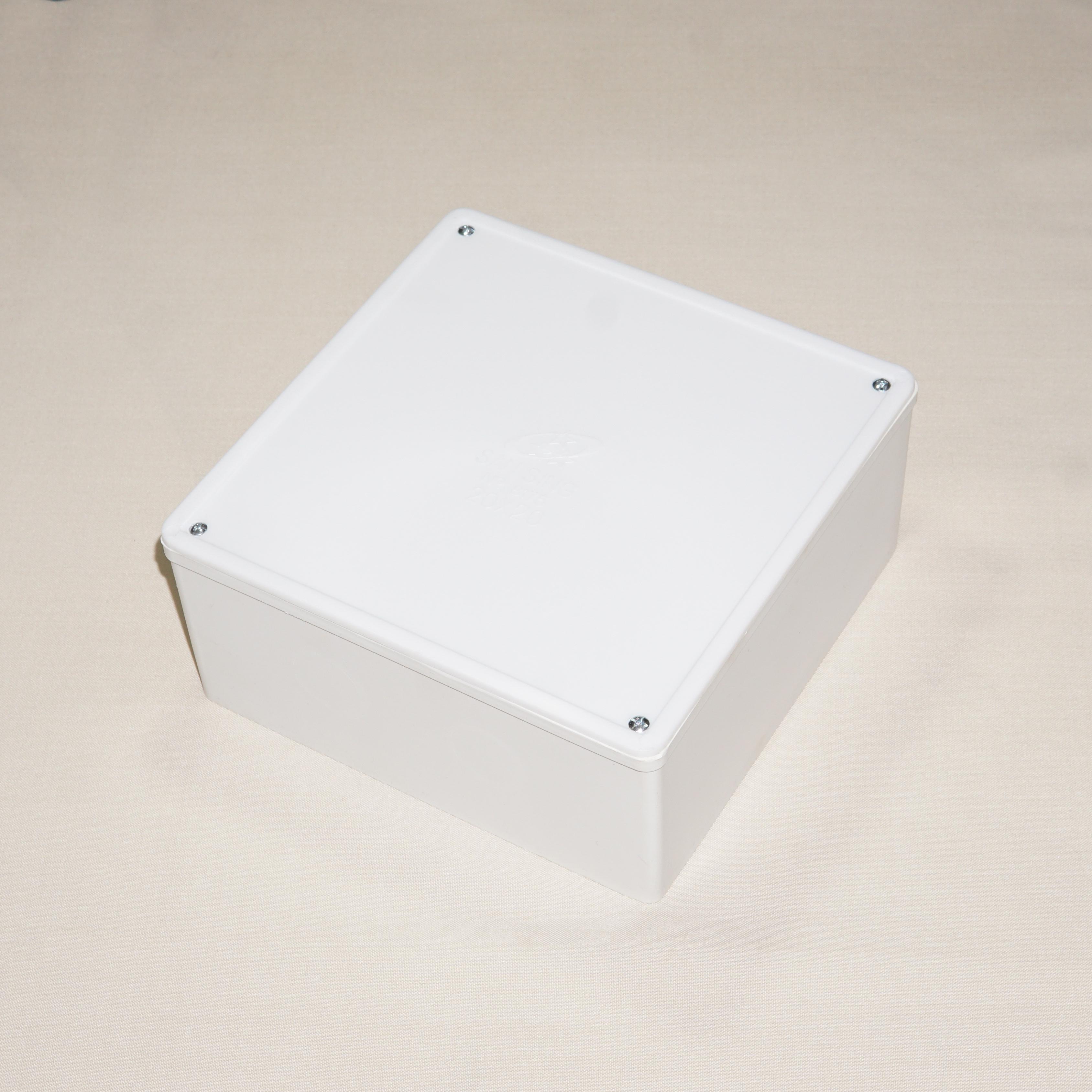 Hộp vuông nối dây <br> (200x200x80)mm
